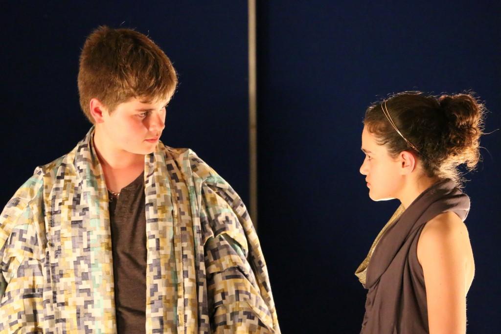 Théâtre de l'Autre côté Antigone